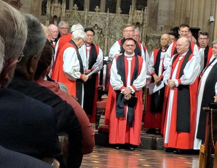 Bishop Mark Calder