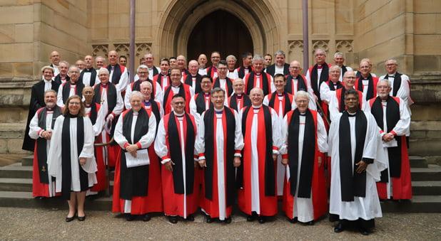 Consecration of Bishop Calder