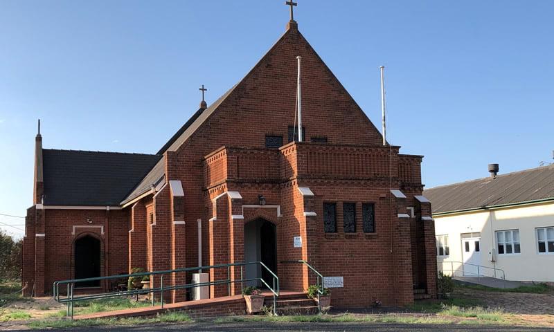Coonabarabran Church