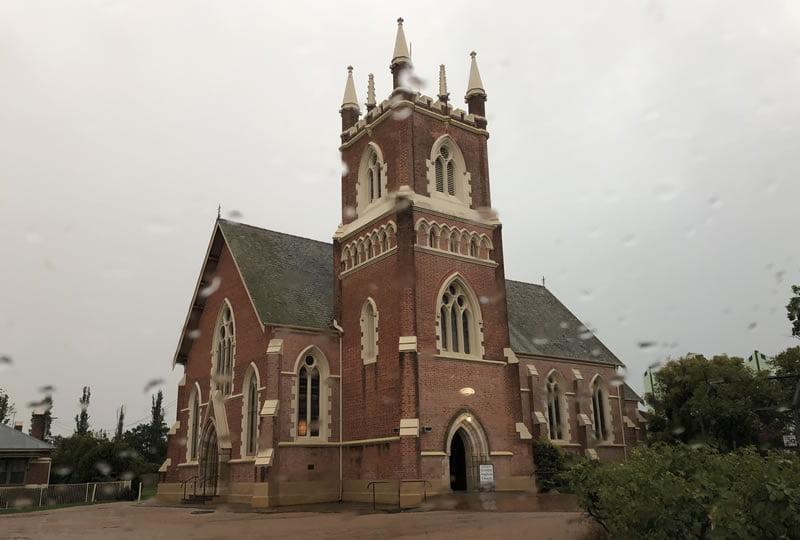 Mudgee Church