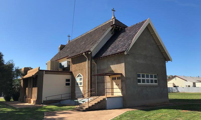 Nyngan Church