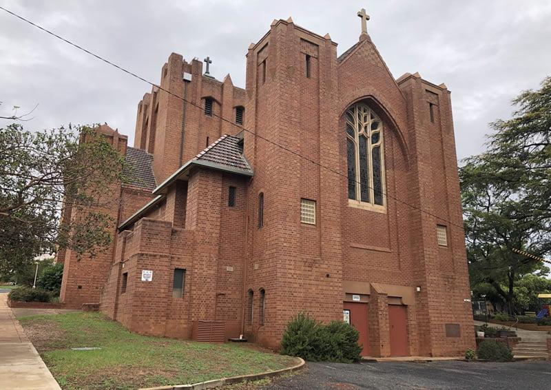 Parkes Church